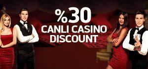 Casino Slot Geri Ödeme Bonusları