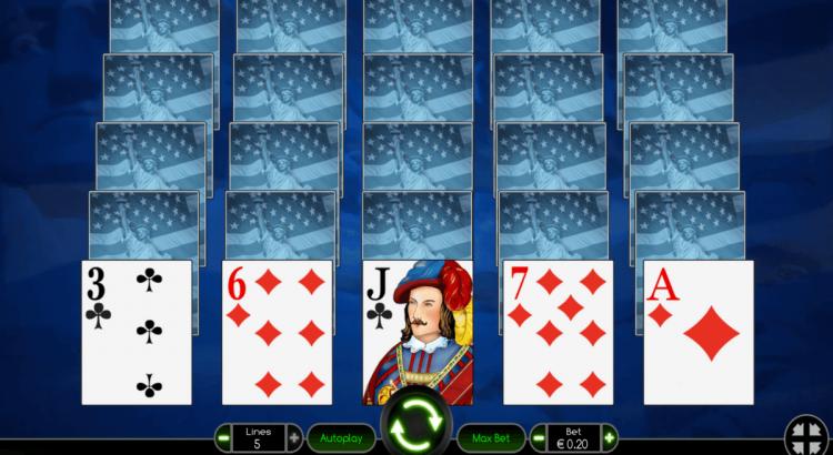 Amerikan Pokeri Oyunu